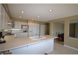 "Photo 5: 31 788 CITADEL Drive in Port Coquitlam: Citadel PQ Townhouse for sale in ""CITADEL BLUFFS"" : MLS®# V980289"
