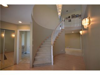 "Photo 2: 31 788 CITADEL Drive in Port Coquitlam: Citadel PQ Townhouse for sale in ""CITADEL BLUFFS"" : MLS®# V980289"
