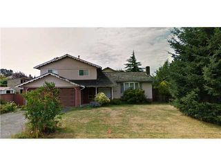 Main Photo: 4820 HERMITAGE Drive in Richmond: Steveston North House for sale : MLS®# V990596