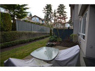 "Photo 20: 65 678 CITADEL Drive in Port Coquitlam: Citadel PQ Townhouse for sale in ""CITADEL POINTE"" : MLS®# V1012676"