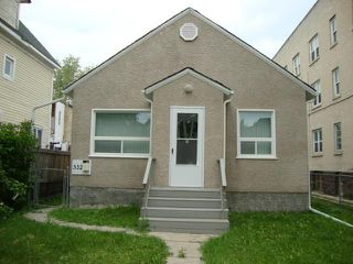 Photo 1: 532 MARYLAND Street in WINNIPEG: West End / Wolseley Residential for sale (West Winnipeg)  : MLS®# 1314916