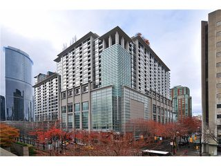 Photo 1: # 1332 938 SMITHE ST in Vancouver: Downtown VW Condo for sale (Vancouver West)  : MLS®# V1035415