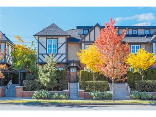 Main Photo: 6189 OAK ST in Vancouver: South Granville Condo for sale (Vancouver West)  : MLS®# V1031523
