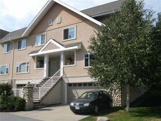 """Photo 1: 11 1200 EDGEWATER Drive in Squamish: Northyards Townhouse for sale in """"EDGEWATER"""" : MLS®# V1081846"""