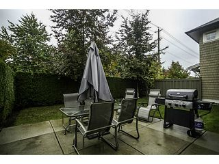 Photo 15: # 16 19452 FRASER WY in Pitt Meadows: South Meadows Condo for sale : MLS®# V1087865