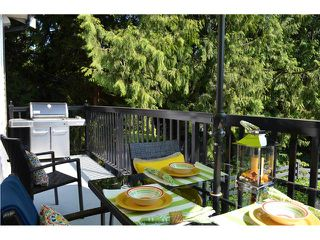 Photo 10: # 1 688 EDGAR AV in Coquitlam: Coquitlam West Condo for sale : MLS®# V1123542