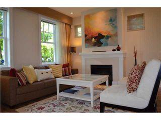 Photo 3: # 1 688 EDGAR AV in Coquitlam: Coquitlam West Condo for sale : MLS®# V1123542