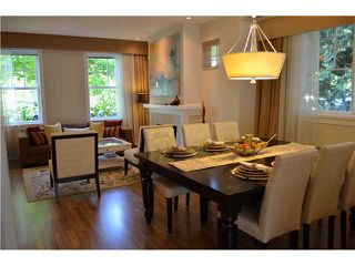 Photo 4: # 1 688 EDGAR AV in Coquitlam: Coquitlam West Condo for sale : MLS®# V1123542