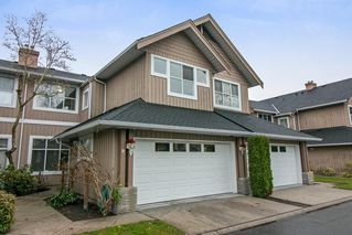 Photo 1: 8 3555 WESTMINSTER HIGHWAY in Richmond: Terra Nova Townhouse for sale : MLS®# R2267372