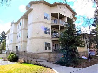 Main Photo: 102 10719 80 Avenue in Edmonton: Zone 15 Condo for sale : MLS®# E4172401