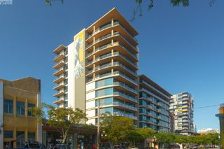 Photo 2: 702 845 Yates St in VICTORIA: Vi Downtown Condo for sale (Victoria)  : MLS®# 827309