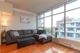 Photo 4: 702 845 Yates St in VICTORIA: Vi Downtown Condo for sale (Victoria)  : MLS®# 827309