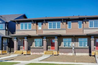 Photo 1: 354 Crystallina Nera Drive in Edmonton: Zone 28 Attached Home for sale : MLS®# E4181558