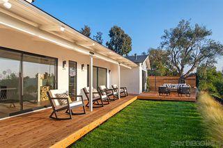 Photo 12: DEL CERRO House for sale : 4 bedrooms : 5472 Del Cerro Blvd in San Diego