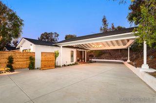 Photo 2: DEL CERRO House for sale : 4 bedrooms : 5472 Del Cerro Blvd in San Diego
