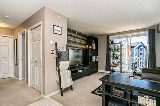 Photo 1: 408 42 SUMMERWOOD Boulevard: Sherwood Park Condo for sale : MLS®# E4222891