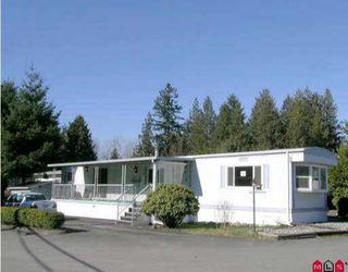 "Photo 1: 82 9080 198 ST in Langley: Walnut Grove Manufactured Home for sale in ""Forest Green"" : MLS®# F2505246"