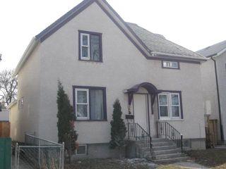 Photo 1: 94 Granville Street in WINNIPEG: North End Residential for sale (North West Winnipeg)  : MLS®# 1204285