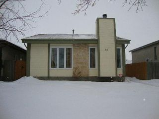 Photo 1: 34 ALSIP Drive in Winnipeg: Residential for sale (Canada)  : MLS®# 1202944
