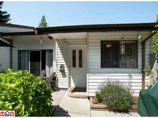 """Main Photo: 5105 203RD Street in Langley: Langley City Townhouse for sale in """"Longlea Estates"""" : MLS®# F1217258"""
