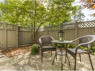 "Photo 8: 87 211 BEGIN Street in Coquitlam: Maillardville Townhouse for sale in ""FOUNTAIN BLEU"" : MLS®# V966076"