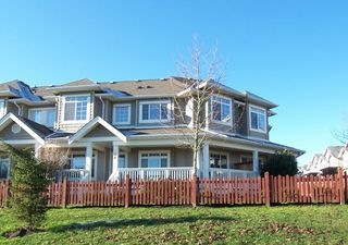 "Photo 1: 24 6852 193RD Street in Surrey: Clayton Townhouse for sale in ""INDIGO"" (Cloverdale)  : MLS®# F1301220"