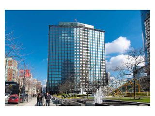 "Main Photo: # 1313 989 NELSON ST in Vancouver: Downtown VW Condo for sale in ""Electra"" (Vancouver West)  : MLS®# V1012949"