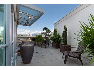 """Photo 19: 128 PRIOR Street in Vancouver: Mount Pleasant VE Townhouse for sale in """"CREEKSIDE"""" (Vancouver East)  : MLS®# V1016762"""