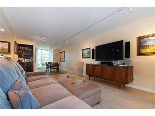 """Photo 2: 128 PRIOR Street in Vancouver: Mount Pleasant VE Townhouse for sale in """"CREEKSIDE"""" (Vancouver East)  : MLS®# V1016762"""