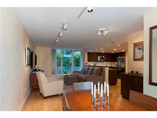 """Photo 6: 128 PRIOR Street in Vancouver: Mount Pleasant VE Townhouse for sale in """"CREEKSIDE"""" (Vancouver East)  : MLS®# V1016762"""