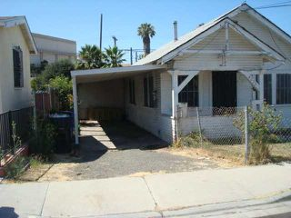 Photo 2: SAN DIEGO House for sale : 2 bedrooms : 4235 J Street