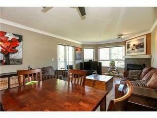 """Photo 7: 407 2439 WILSON Avenue in Port Coquitlam: Central Pt Coquitlam Condo for sale in """"AVEBURY POINT"""" : MLS®# V1027199"""