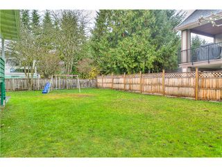 Photo 18: 553 DRAYCOTT ST in Coquitlam: Central Coquitlam House for sale : MLS®# V1036712