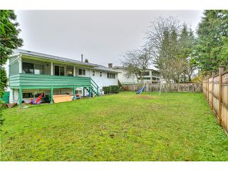 Photo 20: 553 DRAYCOTT ST in Coquitlam: Central Coquitlam House for sale : MLS®# V1036712