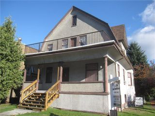 Photo 1: 2888 FRASER ST in Vancouver: Mount Pleasant VE House for sale (Vancouver East)  : MLS®# V1034651