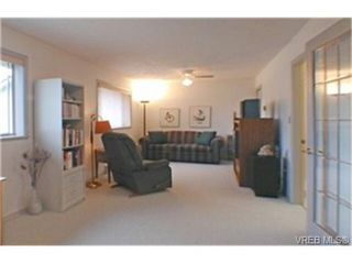 Photo 7: 11 1287 Verdier Ave in BRENTWOOD BAY: CS Brentwood Bay Row/Townhouse for sale (Central Saanich)  : MLS®# 339376