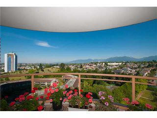 """Main Photo: 1406 4425 HALIFAX Street in Burnaby: Brentwood Park Condo for sale in """"POLARIS"""" (Burnaby North)  : MLS®# V1078745"""