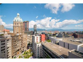 """Photo 8: 1403 183 KEEFER Place in Vancouver: Downtown VW Condo for sale in """"Paris Place"""" (Vancouver West)  : MLS®# V1082326"""
