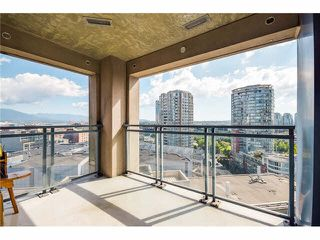 """Photo 5: 1403 183 KEEFER Place in Vancouver: Downtown VW Condo for sale in """"Paris Place"""" (Vancouver West)  : MLS®# V1082326"""