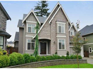 Photo 1: 16366 25TH AV in Surrey: Grandview Surrey House for sale (South Surrey White Rock)  : MLS®# F1425762