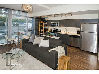 Photo 4: # 101 2511 QUEBEC ST in Vancouver: Mount Pleasant VE Condo for sale (Vancouver East)  : MLS®# V1098293