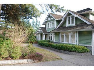 Photo 1: 967 Dempsey Road in NORTH VANCOUVER: Braemar House for sale (North Vancouver)  : MLS®# V1108582