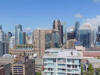 Main Photo: 3205-111 W Georgia Street in Vancouver: Vancouver West Condo for rent (Downtown Vancouver)