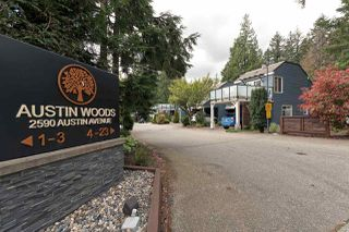 Photo 1: 20 2590 AUSTIN AVENUE in Coquitlam: Coquitlam East Townhouse for sale : MLS®# R2271299