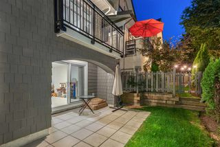 """Photo 19: 20 3400 DEVONSHIRE Avenue in Coquitlam: Burke Mountain Townhouse for sale in """"COLBORNE LANE"""" : MLS®# R2403314"""