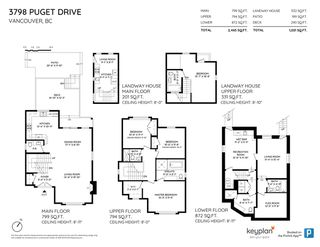 Photo 20: 3798 PUGET Drive in Vancouver: Arbutus House for sale (Vancouver West)  : MLS®# R2412118
