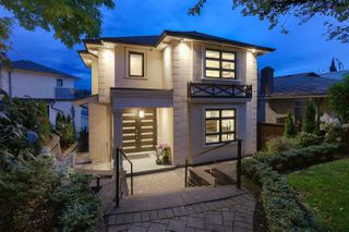 Main Photo: 3798 PUGET Drive in Vancouver: Arbutus House for sale (Vancouver West)  : MLS®# R2412118