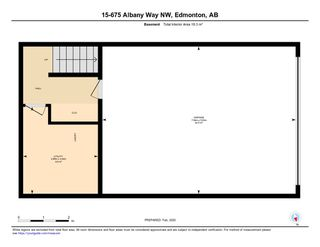 Photo 42: 15 675 ALBANY Way in Edmonton: Zone 27 Townhouse for sale : MLS®# E4188947