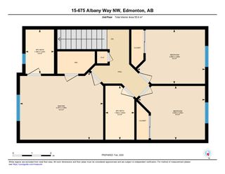 Photo 40: 15 675 ALBANY Way in Edmonton: Zone 27 Townhouse for sale : MLS®# E4188947