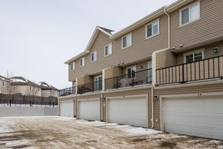 Photo 34: 15 675 ALBANY Way in Edmonton: Zone 27 Townhouse for sale : MLS®# E4188947